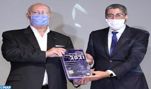 Dakhla: Le président de la CNT élu personnalité du secteur touristique au titre de 2021