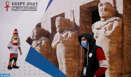 Égypte : Coup d'envoi de la 27è édition du Championnat du monde de handball