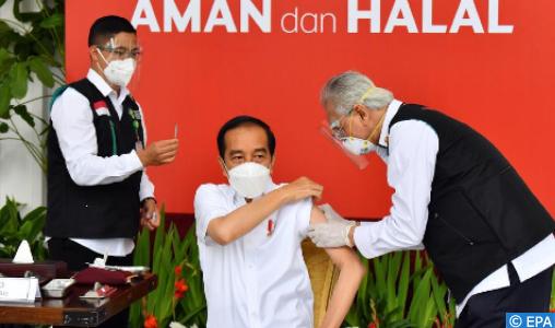 Indonésie/Covid-19: Lancement de la campagne de vaccination