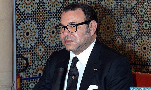 SM le Roi Mohammed VI souhaite prompt rétablissement au président portugais, testé positif à la Covid-19