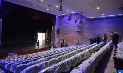 Grand Théâtre d'Al Hoceima: vers un professionnalisme artistique et une promotion de la créativité