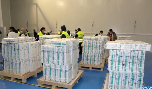 Covid-19 : Le Maroc reçoit la première livraison du vaccin chinois Sinopharm