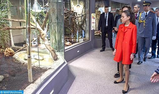 Le peuple marocain célèbre dimanche le 14e anniversaire de SAR la Princesse Lalla Khadija