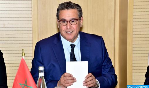 2021, année de mobilisation pour surmonter les répercussions de la Covid-19 (M. Akhannouch)
