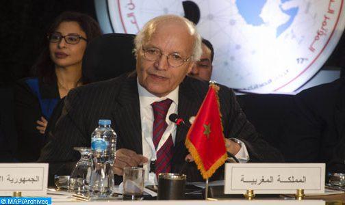 M. Ouaouicha appelle les universités de Casablanca-Settat à coordonner les efforts pour renforcer leur présence internationale