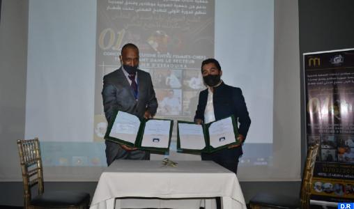 L'Association Essaouira-Mogador et l'AJMSH s'allient pour le renforcement de l'action associative commune
