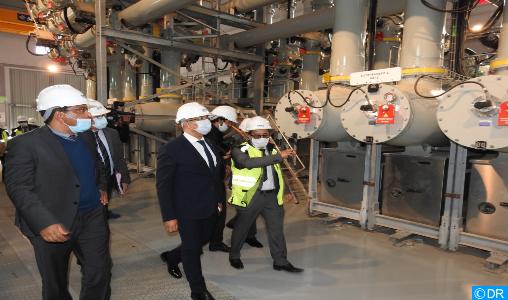 L'ONEE lance un grand projet pour le renforcement de l'alimentation électrique dans les provinces du Sud