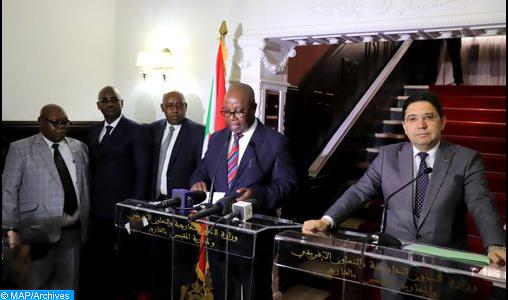La République du Burundi se félicite de la décision du Maroc d'ouvrir une ambassade à Bujumbura