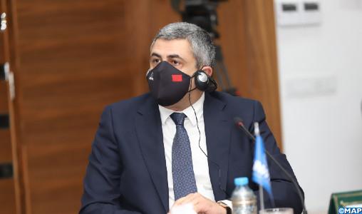 L'AG de l'OMT à Marrakech, un premier pas vers la relance touristique (M. Pololikashvili)
