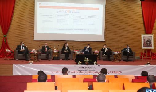 Éducation secondaire: Lancement à Fès du plan de formation des cadres administratifs et pédagogiques