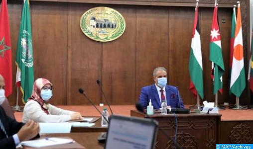 Les projets de recherche sur Al Qods, un nouveau pas dans le processus de soutien de l'Agence Bayt Mal Al-Qods au secteur de l'éducation dans la ville sainte (M. Cherkaoui)
