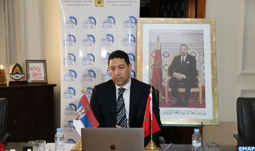 """Le Maroc et la Serbie, deux marchés prometteurs au potentiel """"énorme"""" (Conférence)"""