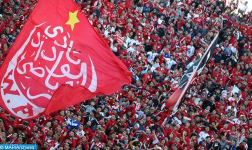 Ligue des champions d'Afrique : Le Wydad Casablanca s'impose en déplacement face aux Angolais de Petro Atletico (0-1)