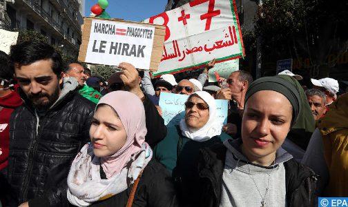 Algérie : «L'objectif du régime est de calmer la contestation» (Politologue)