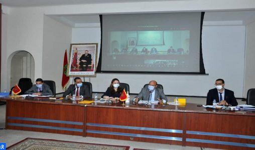 Marrakech : Rencontre de communication sur la stratégie nationale de formation continue dans le domaine de l'éducation
