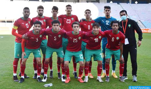 Foot – CAN Mauritanie U20 (2è journée/Groupe C): Le Maroc fait match nul face au Ghana (0-0)