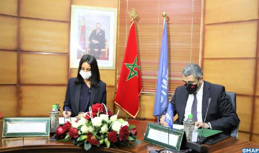 Rabat: Signature d'une lettre d'intention pour l'organisation de la 24ème Session de l'AG de l'OMT au Maroc