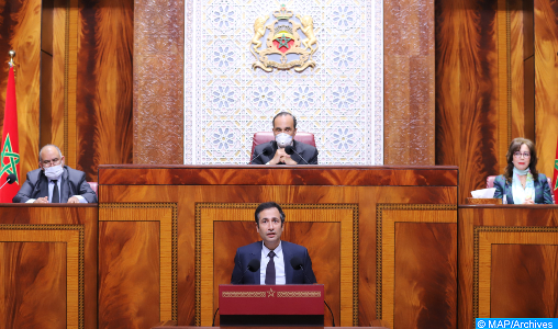 Chambre des représentants: Adoption, en deuxième lecture, du projet de loi relatif à l'Instance nationale de la probité, de la prévention et de la lutte contre la corruption