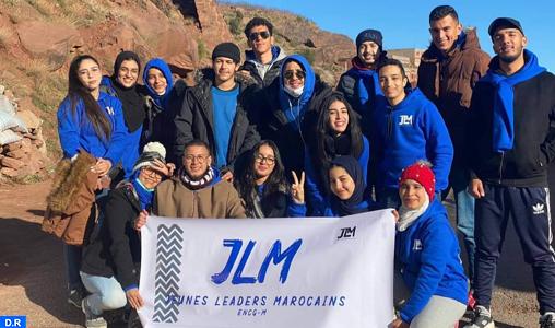 Les étudiants de l'ENCG Marrakech au chevet des plus démunis