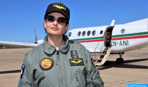 Femmes pilotes des Forces Royales Air, ce choix entre le cœur et la raison