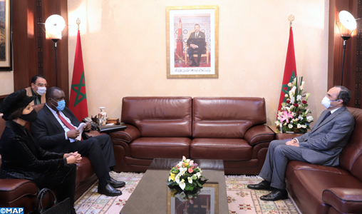 Le président intérimaire du Parlement panafricain salue le leadership de SM le Roi Mohammed VI dans la lutte contre la pandémie du Coronavirus