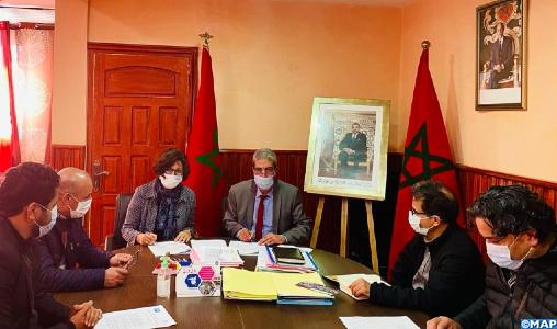 Essaouira : La DPEN et l'IF scellent un partenariat pour l'amélioration du niveau de la langue française