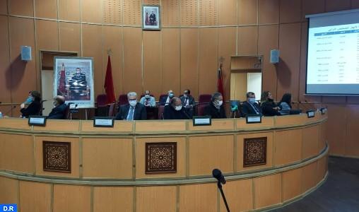 Approbation d'une convention portant sur la création d'une Faculté des sciences appliquées à Chichaoua