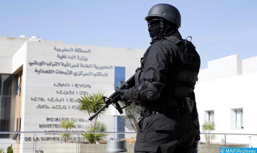 Un projet terroriste imminent neutralisé en France suite à des informations fournies par la DGST (DGSN-DGST)