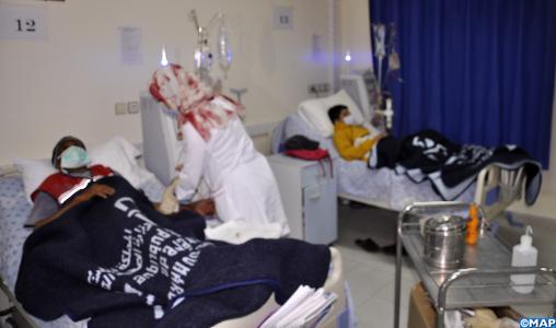 Le Centre d'hémodialyse d'Oued Zem, une structure médicale à forte vocation sociale