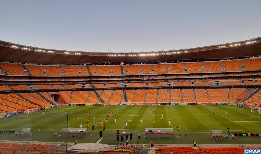 Ligue des champions (5è journée/Gr C): Les jeunes joueurs du Wydad ont démontré un grand talent face à Kaizer Chiefs (Benchrifa)