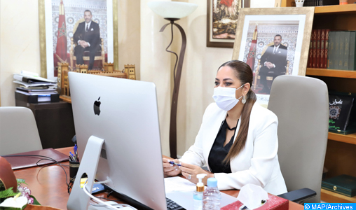 Mme Bouchareb souligne la nécessité de coordonner les programmes d'action avec l'ONU-Habitat pour la promotion de la coopération Sud-Sud