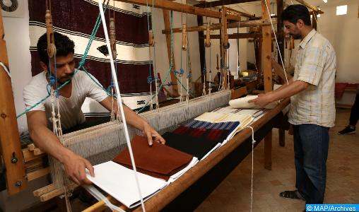 Fès: 40.000 artisans exerçant 23 activités d'art et de production (rapport)