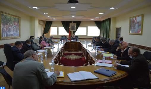 Azilal: Le Conseil provincial consacre 50 MDH pour la réalisation de plusieurs projets de développement