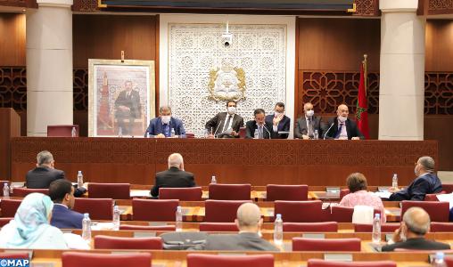 Chambre des représentants: Approbation en commission du projet de loi relatif à l'usage licite du cannabis