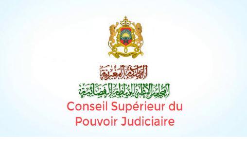 Le Conseil supérieur du pouvoir judiciaire tient sa réunion hebdomadaire à Rabat