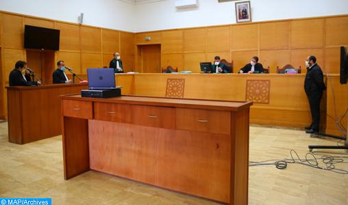 SM le Roi Mohammed VI approuve la nomination de responsables judiciaires