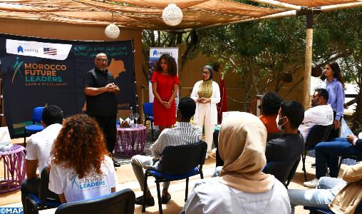 """Dakhla: Clôture du programme """"Morocco Future Leaders"""" pour renforcer les compétences des jeunes en leadership"""