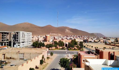 Guelmim-Oued Noun : Des projets prometteurs dans les secteurs de l'enseignement et de la formation