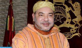 Aïd Al-Mawlid Al-Nabawi: SM le Roi félicite les Chefs d'Etat des pays islamiques