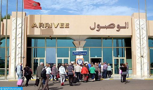 Aéroport Agadir-Al Massira : Plus de 120.000 passagers internationaux entre le 15 juin et le 31 août (ONDA)