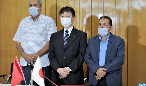 Développement local : don japonais au profit de deux associations marocaines
