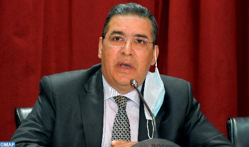 Omar Sentissi (PI) nouveau président de la commune de Salé