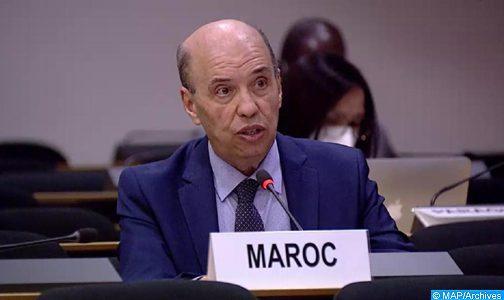 Le Maroc préside à Genève la 6ème réunion formelle du groupe de travail de l'accession de l'Union des Comores à l'OMC