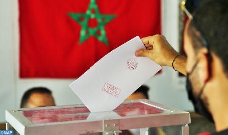 Région Casablanca-Settat : poursuite du dépôt des candidatures pour l'élection des présidents des Conseils régional et communal