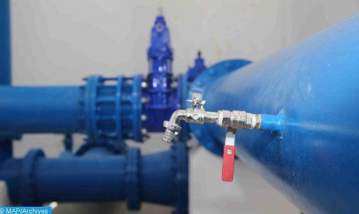 Renforcement de la production d'eau potable à Taza, Zrarda et Ait Seghrouchen (ONEE)