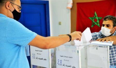 Elections 2021: les partis traditionnels s'imposent sur la scène politique à Al Hoceima