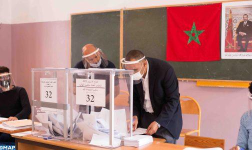 Scrutins du 8 septembre : Un député européen souligne «le signe plus que révélateur» de la participation massive des populations des provinces du sud