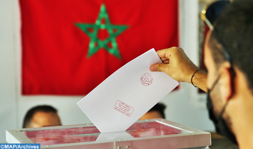 Un député français salue le bon déroulement des élections du 8 septembre