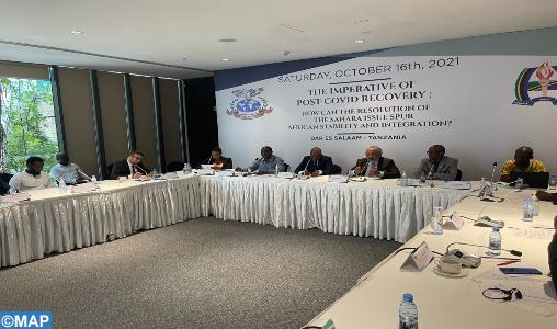 """Sahara marocain : des experts africains appellent en Tanzanie à l'expulsion de la """"rasd"""" de l'UA"""