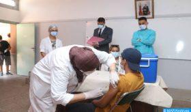 Vaccination des 12-17 ans à Casablanca-Settat : Un retour sur les bancs de l'école sécurisé et serein